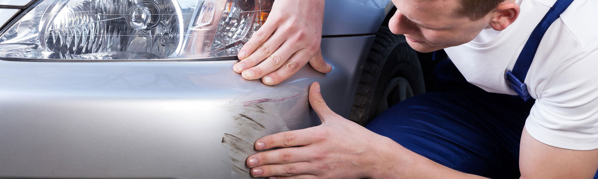 Plastic Bumper Repair | Dent Removal Body shop | Largo | Seminole | Clearwater | Scratch N' Dent Autobody & Collision